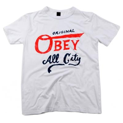 Obey Clothing All City Original T Shirt
