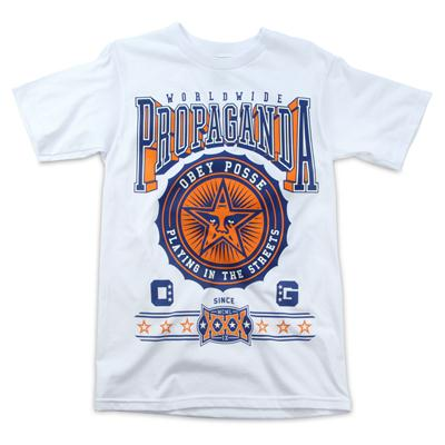 Obey Clothing Pro Bowl T Shirt