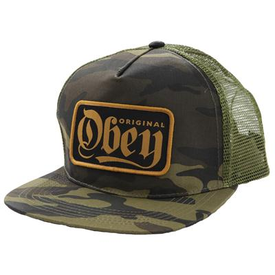 Obey Clothing Stout Hat