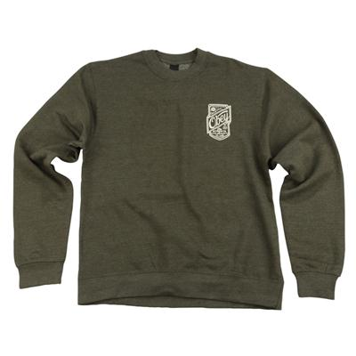Obey Clothing The Streets Are Ours Crew Sweatshirt