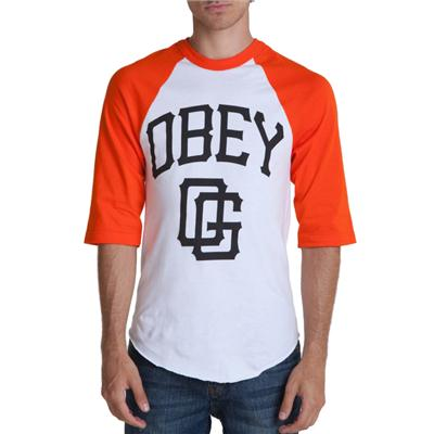 Obey Clothing Gigantes Raglan Shirt