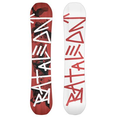 Bataleon Global Warmer Wide Snowboard 2013