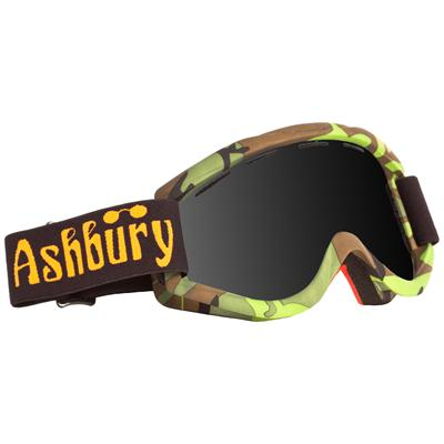 Ashbury Louif Paradis Pro Model Kaleidoscope Goggles