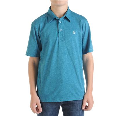 Volcom Bangout Polo Shirt - Youth - Boy's