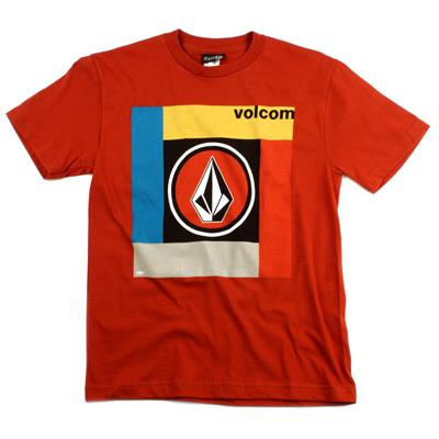 Volcom Cover Shot T Shirt - Youth - Boy's