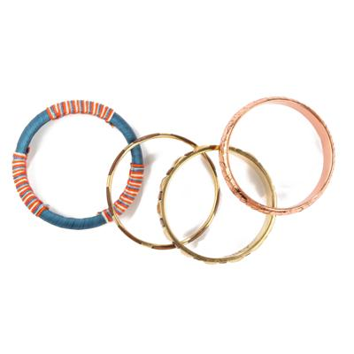 Obey Clothing Soul Rebel Bracelet Set - Women's