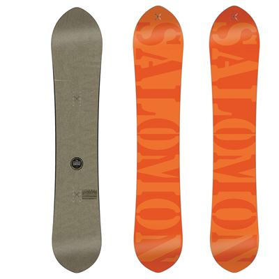 Salomon Powder Snake Snowboard 2013