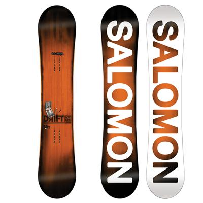 Salomon Drift Rocker Wide Snowboard 2013