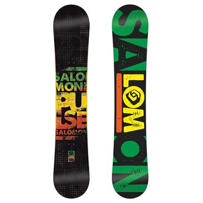 Salomon Pulse Wide Snowboard 2013