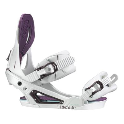 Salomon Absolute Premium Snowboard Bindings - Women's 2013