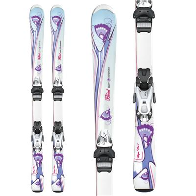 Head MYA No. 1 Skis + SX 7.5 AC Bindings - Youth - Girl's 2013