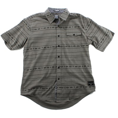 Billabong Guru Short Sleeve Button Down Shirt
