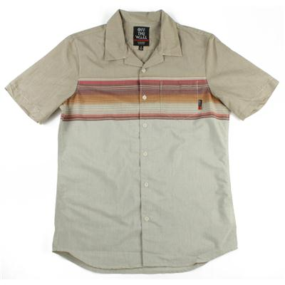 Vans JT Gunnell Short Sleeve Button Down Shirt