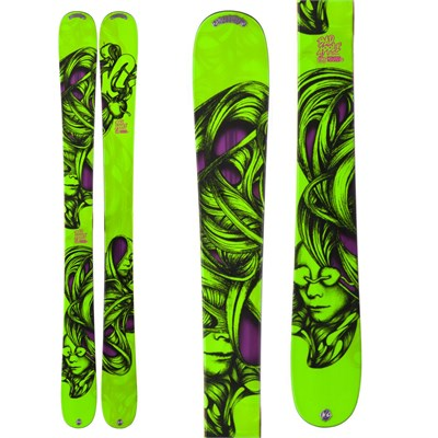 K2 Bad Apple Skis - Youth - Boy's 2013