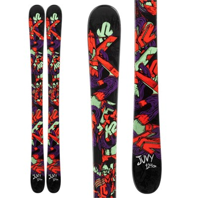 K2 Juvy Skis - Youth - Boy's 2013