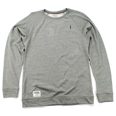 Sitka Single Threat Crew Neck Sweatshirt