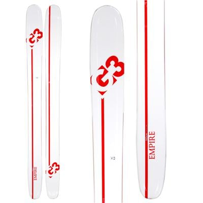 G3 Empire Skis 2013