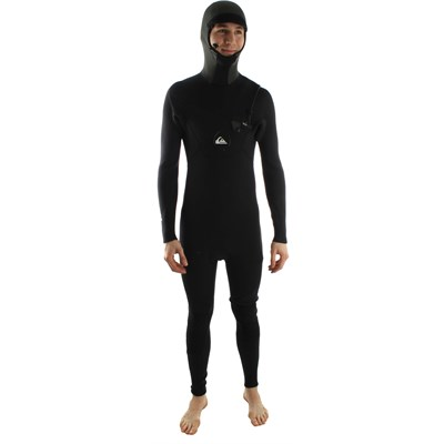 Quiksilver Cypher 4/3 Hooded Wetsuit
