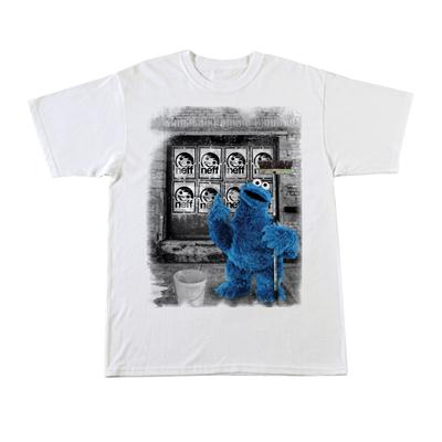 Neff Art Monster T Shirt