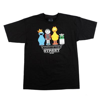 Neff Street Kings T Shirt