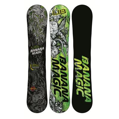 Lib Tech Banana Magic Enhanced BTX Wide Snowboard 2013
