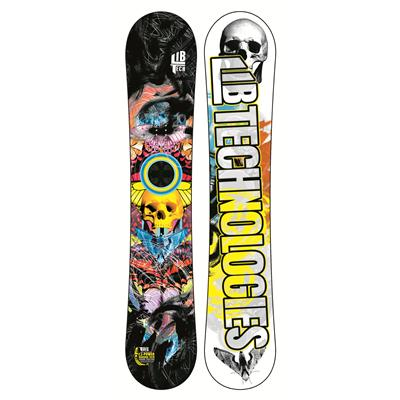 Lib Tech TRS C2BTX (Color) Snowboard 2013