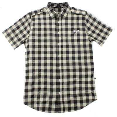Makia Holiday Short Sleeve Button Down Shirt