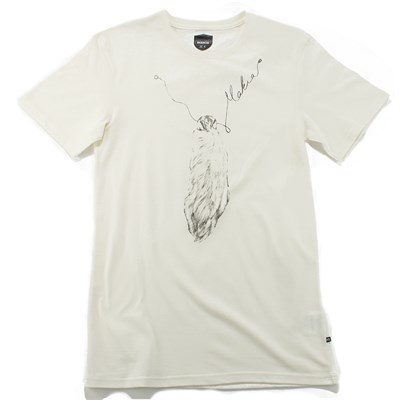 Makia Rabbit's Paw T Shirt
