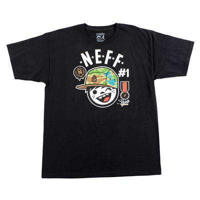 Neff Style Division T Shirt