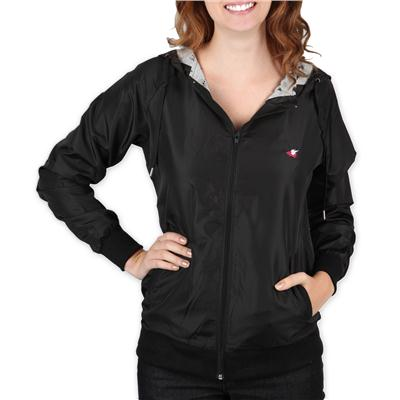 Glamour Kills Run For Cover Windbreaker Jacket - Women's
