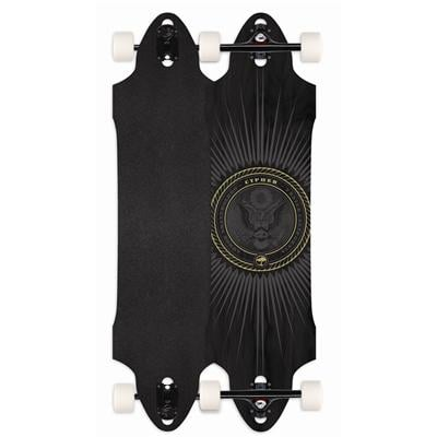 Arbor Cypher Longboard Complete