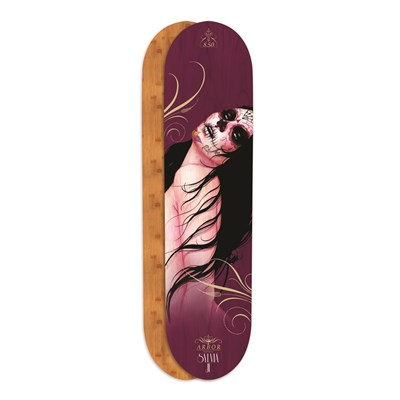 Arbor Whiskey Longboard Deck