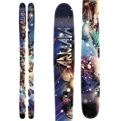 Armada Alpha 1 Skis 2013