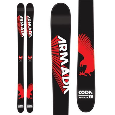 Armada Coda Skis - Youth 2013