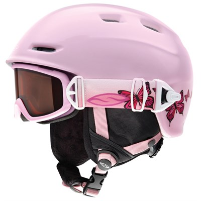 Smith Galaxy/Cosmos Jr. Goggles and Helmet - Youth - Girl's