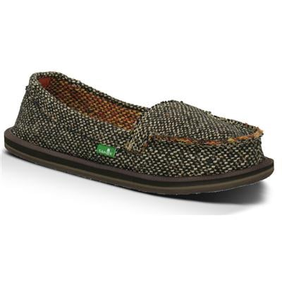 Sanuk Tweedy II Slip On Shoes - Women's