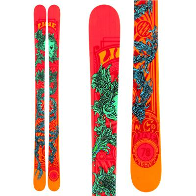 Line Skis Chronic Skis 2013