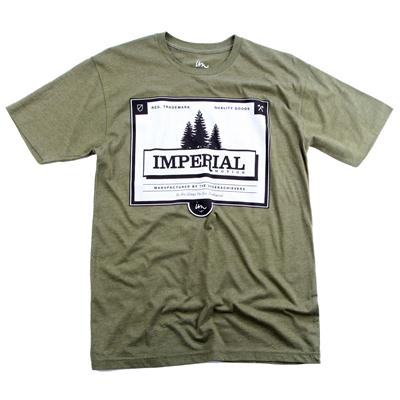 Imperial Motion Wild Country T Shirt