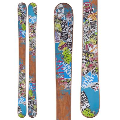 Line Skis Afterbang Shorty Skis - Youth 2013