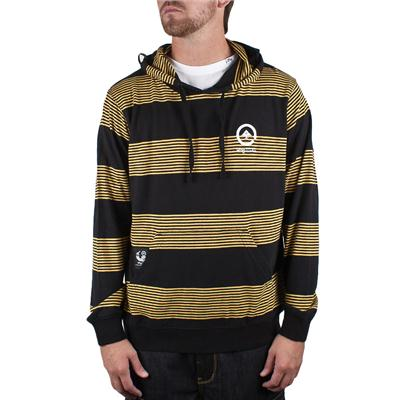 LRG Striped Layering Pullover Hoodie