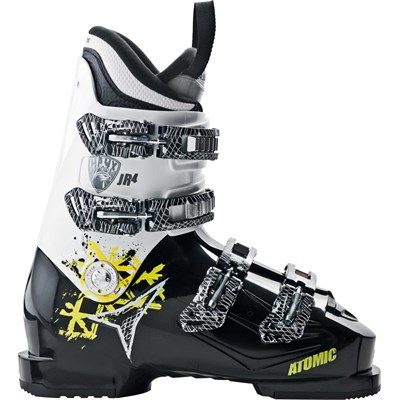 Atomic Hawx Jr 4 Ski Boots - Youth - Boy's 2013