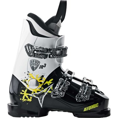 Atomic Hawx Jr 3 Ski Boots - Youth - Boy's 2013