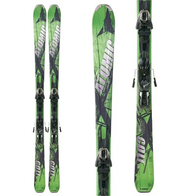 Atomic Colt Skis + XTO 10 Bindings 2013