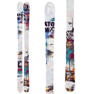 Atomic Trooper Skis 2013