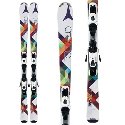 Atomic Affinity Air Skis + XTE 10 Bindings - Women's 2013