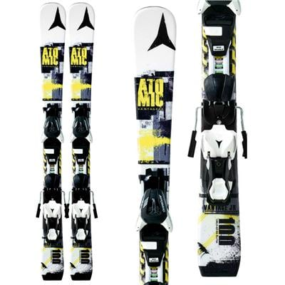Atomic Vantage Jr. II Skis + XTE 4.5 Bindings - Youth - Boy's 2013