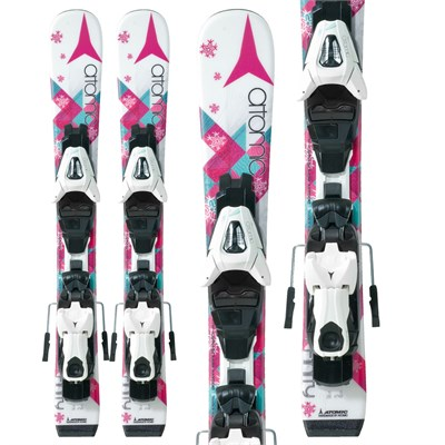 Atomic Affinity Jr. I Skis + XTE 4.5 Bindings - Youth - Girl's 2013