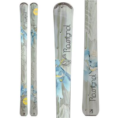 Rossignol Temptation 88 Skis - Women's 2013