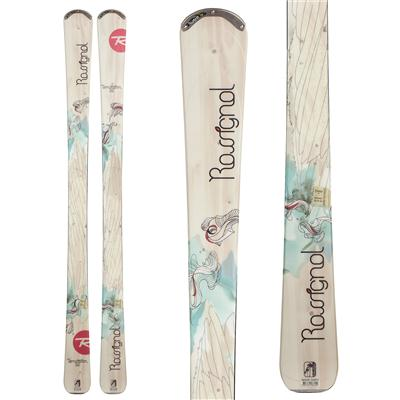 Rossignol Temptation 82 Skis - Women's 2013