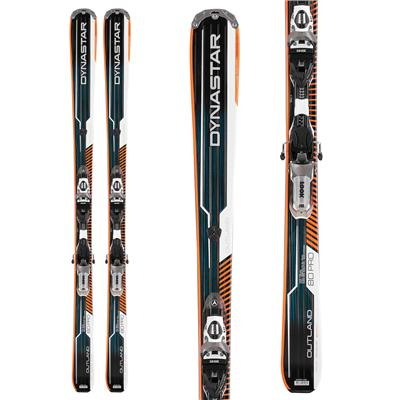 Dynastar Outland 80 Pro Skis + PX 12 Fluid Bindings 2013